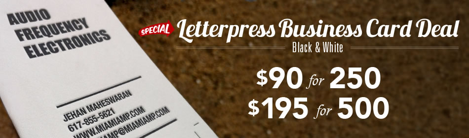 Letterpress business card deal lucy print reheart Gallery