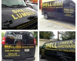Shell Lumber in the House!